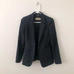 Burberry Suit Black Jacket